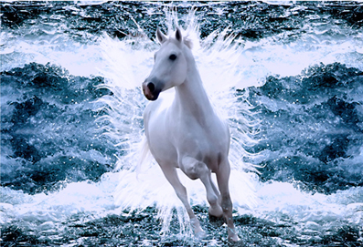 Vattenhäst